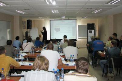 DSPPA technology lectures in Russia