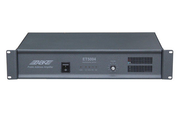 ET5004 650W Power Amplifier