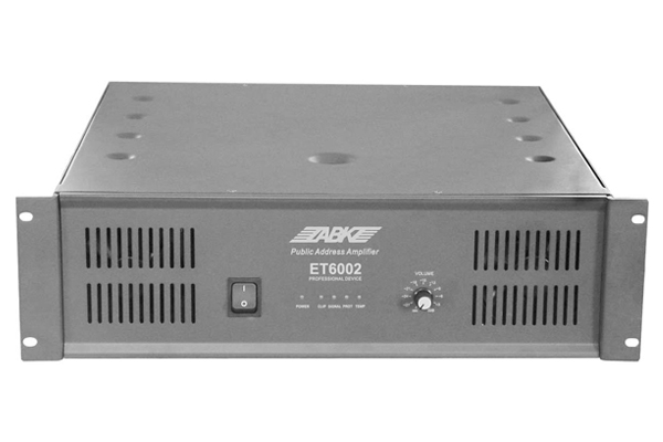 ET6004 1000W Power Amplifier