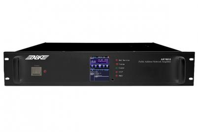AXT8612 120W Network Player Amplifier (digital screen)