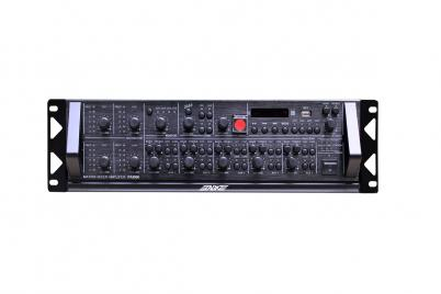 PA2906 4x60W Matrix Bluetooth Mixer Amplifier
