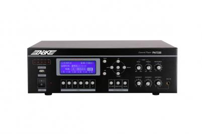 PA7235 350W 6 Zones All in One Amplifier with USB/Tuner/Timer/Paging