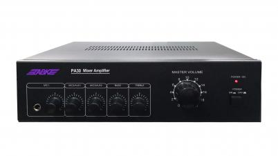 PA30  30W Mini Digital Mixer Amplifier