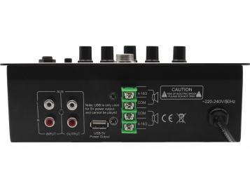 PA35M Integrated Microphone with Built-in Amplifier
